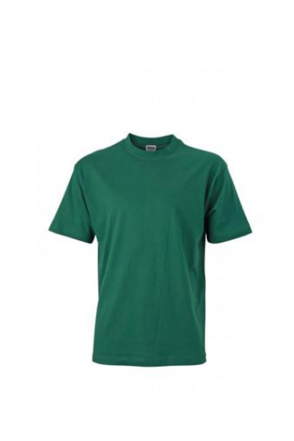 a014b3583e Taboo Hungary - James & Nicholson sötétzöld férfi póló