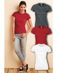 Női Karcsúsított póló 3 db