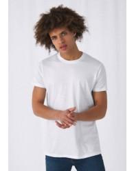 Kereknyakú fehér póló